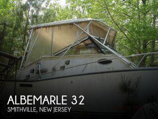 1989 Albemarle 32