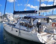 2014 OCEANIS 41 SHALLOW DRAFT