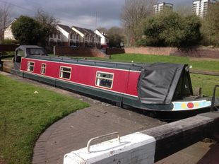 ***SOLD****Liverpool Boat,45ft,cruiser stern.2000***SOLD***