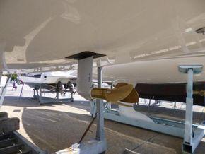3 blade folding propeller
