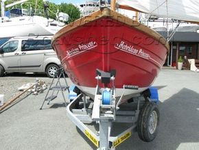 Falmouth Bass Boat 16 Deluxe  - Bow