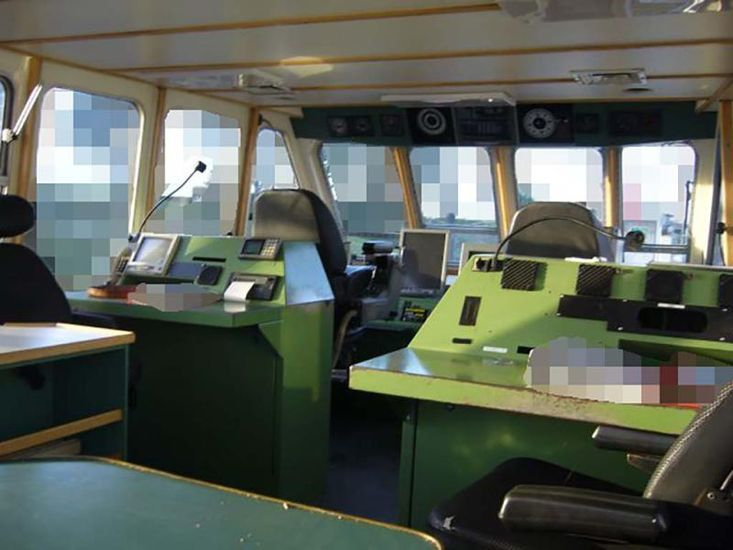 1987 MISCELLANEOUS Patrol Vessel