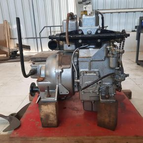 Yanmar SV8a engine marine