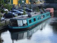 FAT BOTTOMED GIRL - 69' widebeam narrow boat