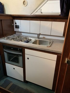 New galley fitted 2020