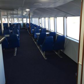 lower cabin