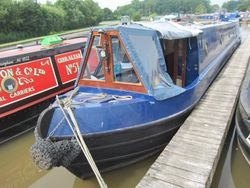 62ft Traditional Stern - Odyssey No.3