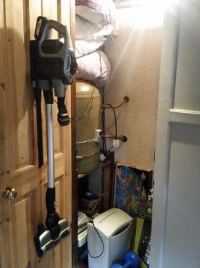 Airing cupboard
