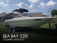 1995 Sea Ray 220 Signature Select