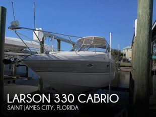 2008 Larson 330 Cabrio