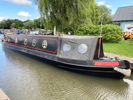 """BLACKTHORN 47' 6"""" Semi Trad, New Survey, 3+ Years BSC, Just Blacked"""