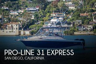 2005 Pro-Line 31 Express