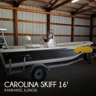 2012 Carolina Skiff 16JVX