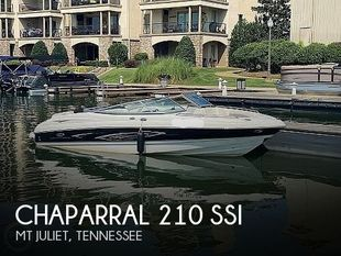 2006 Chaparral 210 SSi