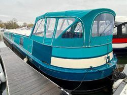 2020 Aqualine Canterbury 68x12 Widebeam