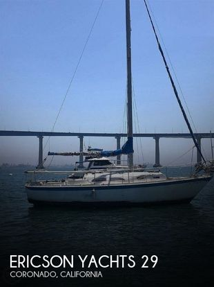 1972 Ericson Yachts 29