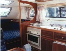 Sheerline 740 Aft Cockpit Galley