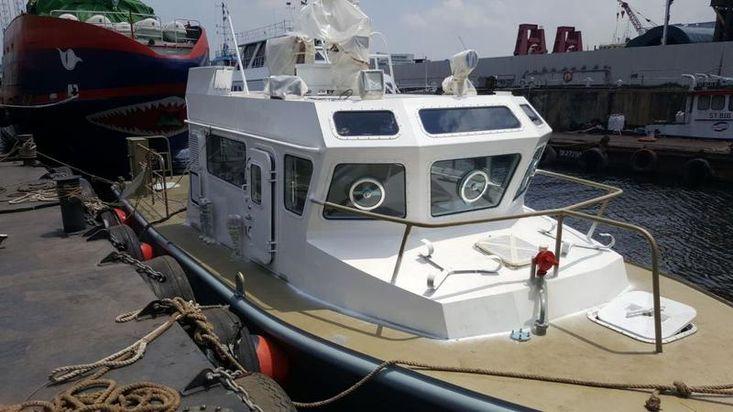 12.6mtr Pilot Boat
