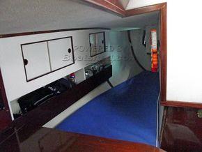 Golden Shamrock 1/2 Tonner  - Aft Cabin