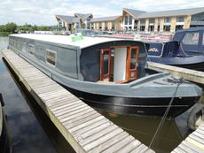 The Wobblegong 65ft x 12ft 2016 Collingwood/Owner Trad Stern Widebeam