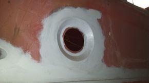 porthole frame