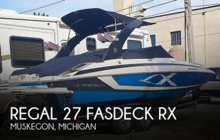2014 Regal 27 FASDECK RX