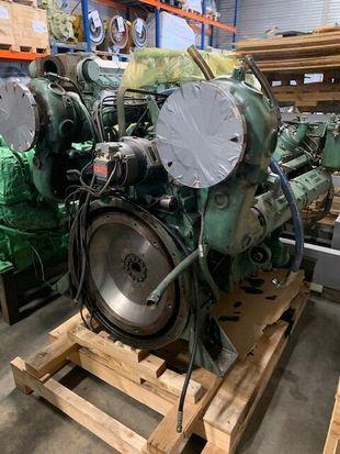 DETROIT 12V 91 TI 540 HP - 1800 RPM