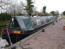 Aldahflower - 65ft Narrowboat - Cruiser Stern