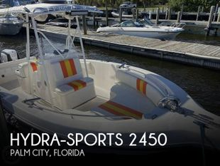1997 Hydra-Sports 2450-CC