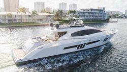 2012 Lazzara Yachts LSX 92
