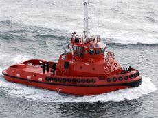 25 Meter 40TBP Tugboat
