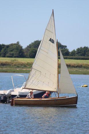 15' Clinker Day Boat - Alan Buchanan