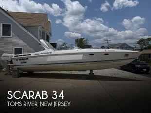 1986 Scarab 34