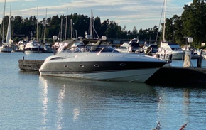 Carine Yachts  - Luxury Yacht Brokerage | Camargue 44 1999 Model 1999 | Photo 1