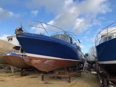 Cruising Houseboat Project