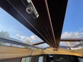 6 x 4 double glazed roof window