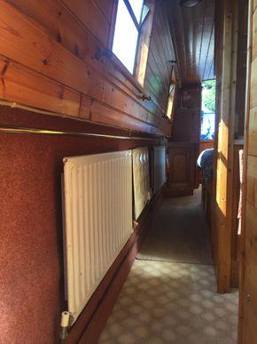 Starboard corridor
