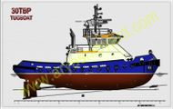 22 Meter 30tbp Tugboat 2400HP -  NEW BUILD