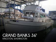 1964 Grand Banks 36 Classic