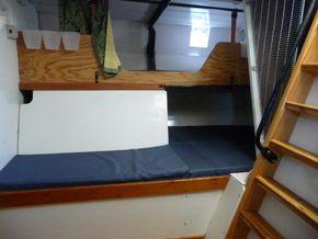 Crew Cabin Four Berth