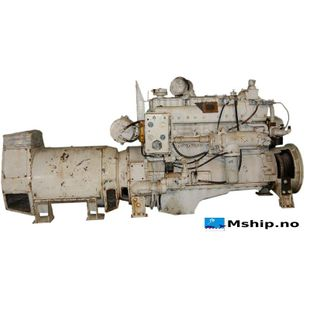 175 kVA DAE generator / Cummins N-855-M