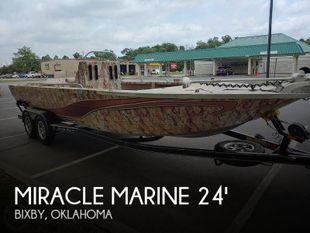 2017 Miracle Marine River Jet Ranger Recon