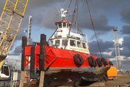 11 TBP Twin Screw Damen Tug / Workboat