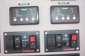 Cruisair control units