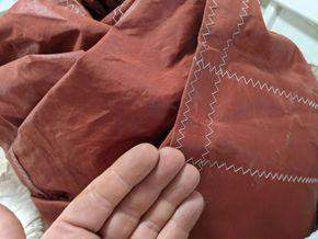Gaff Rigged Cutter  - Sails/Fabric