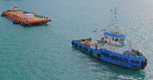 26mtr 20TBP Coastal Towing Tug