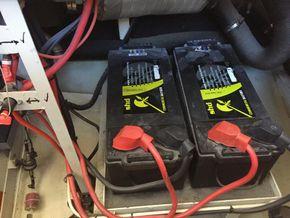 New Batteries 2017