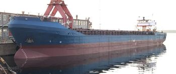 General Cargo Ship 71m. Reduced Price