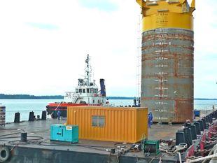 Barge Deck Barge
