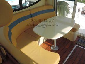 Nicols Estivale Quattro Canal and river cruiser - Interior